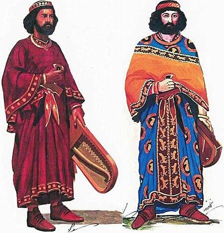 Persians (Century IV) B.C.