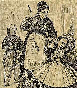Concepción del niño Edad Moderna - Siglo XV - XIX