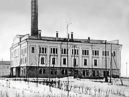 Primera Central nuclear del mundo