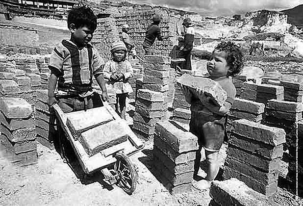 Labor infantil - Siglo XV - XIX