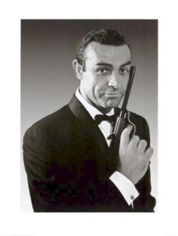 James Bond - retired
