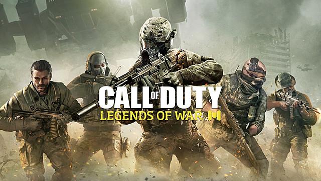 .Call of Duty: Legends of War