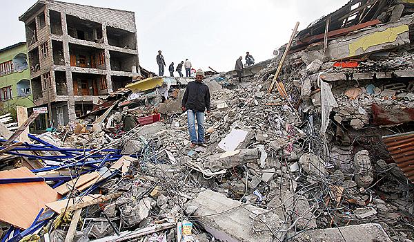 רעידת אדמה קטלנית בפרו