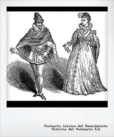 RENAISSANCE( CENTURY XIV Y XV)