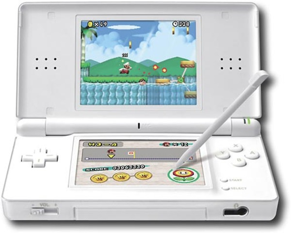 Bought a Nintendo DS (+)