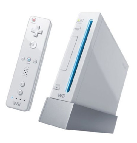 Bought a Nintendo Wii (+)
