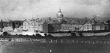 Le premier hôpital de Montréal