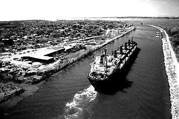 La voie maritime du Saint-Laurent
