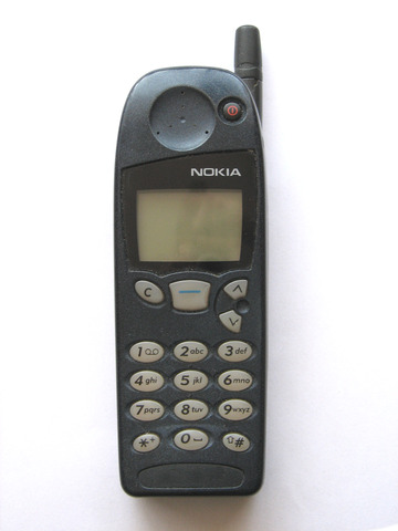 Bought my first cell phone (+)