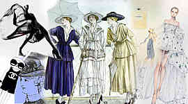 history of clothes timeline