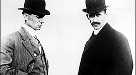 The Story of the Wright Brothers Success timeline
