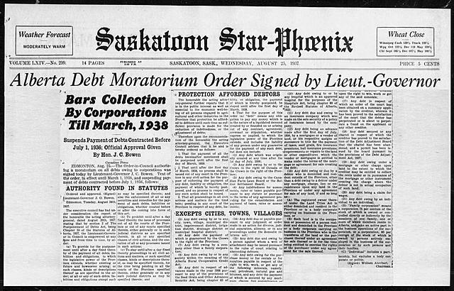 Herbert Hoover's Policies: Debt Moratorium