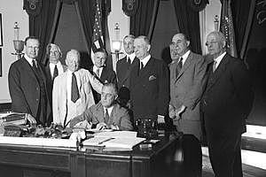 New Deal Programs: Glass-Steagall Act