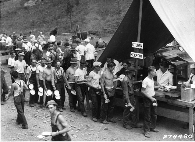 New Deal Programs: The Civilian Conservation Corps