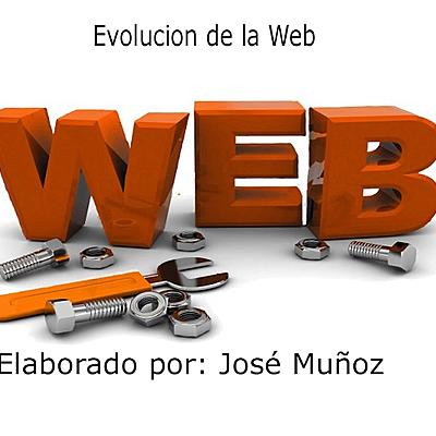 Evolución de la Web timeline