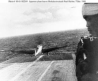 La ofensiva japonesa