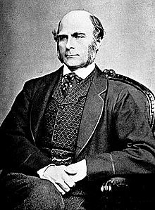 Francis Galton  en 1869