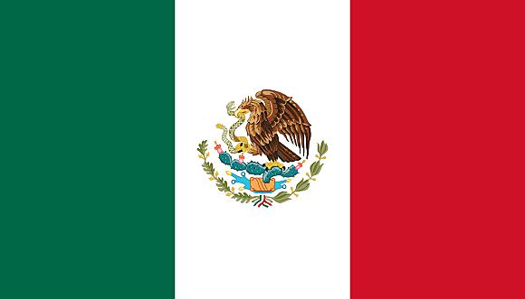 Mexico   1896