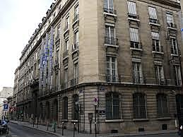 Ministerio de Educación Pública de París 1904