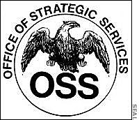 La Oficina de Servicios Estratégicos (OSS) de Estados Unidos 1948
