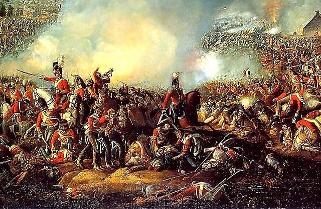Sconfitta a Waterloo