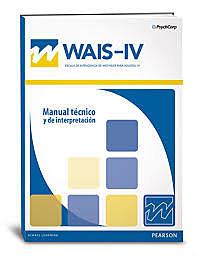 Escala de inteligencia para adultos WAIS-IV    2013