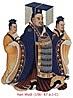 LA DINASTÍA SHANG COMENZÓ SU GOBIERNO DE 500 AÑOS EN CHINA.
