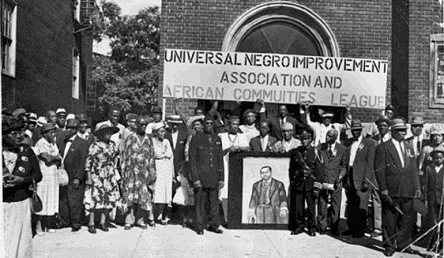 1920's African American Identity: United Negro Improvement Association