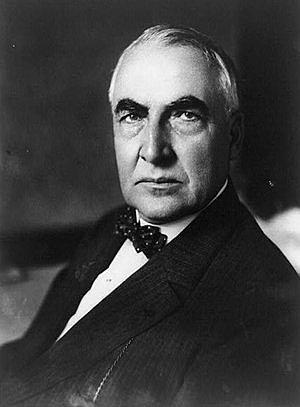 Politics: Election of 1920