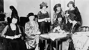 1920's Culture: Women at home