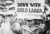 Keating-Owen Child Labor Acts