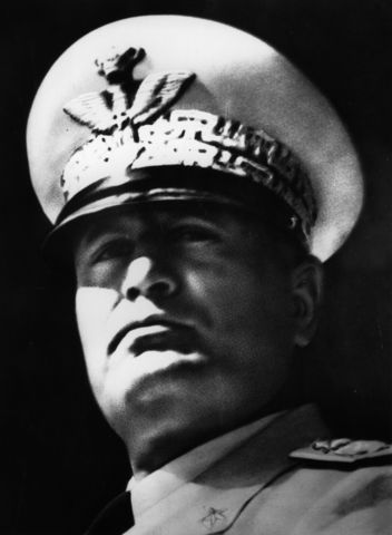 Fascist Party is established under Mussolini in Italy