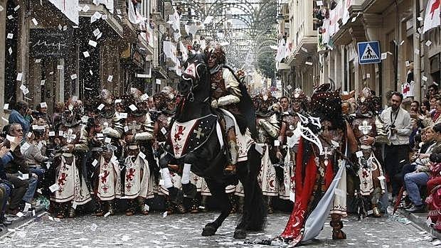 Batalla de moros i cristians