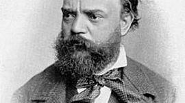 Antonín Dvorák timeline