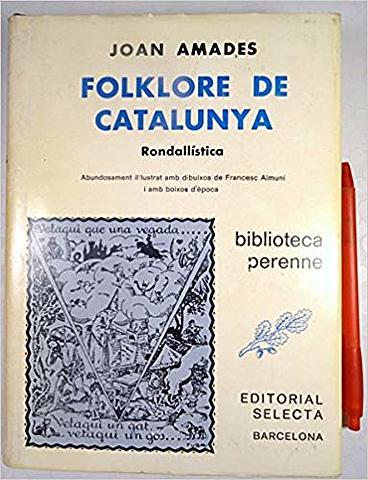 Folklore de Catalunya