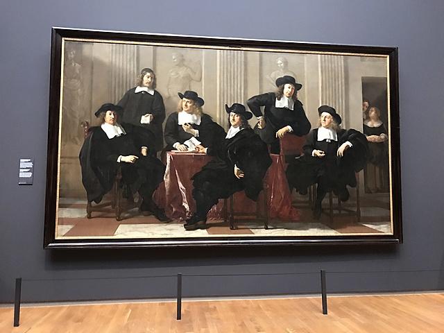 De regenten van het Spinhuis en Nieuwe Werkhuis te Amsterdam