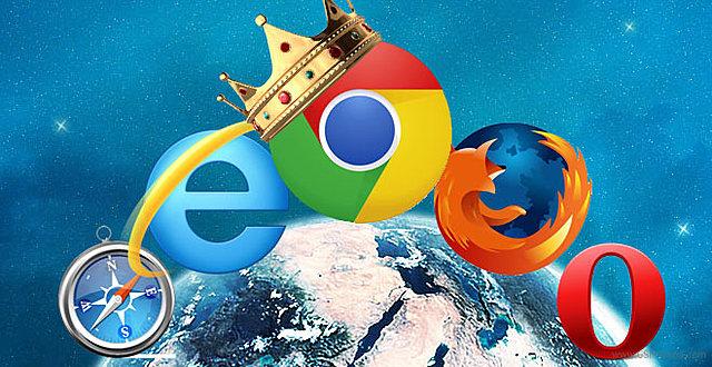 Google Chrome es el navegador mas dominante
