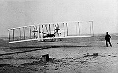 Wilbur Wright Injury