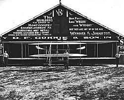 Orville sells The Wright Company