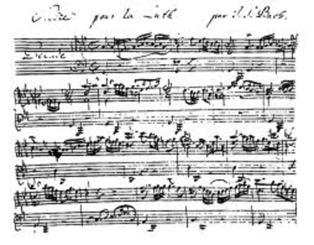 Bach take up a post as a court musician