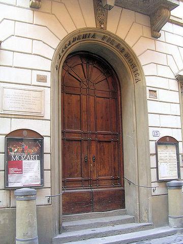 Philharmonic Academy of Bologna.