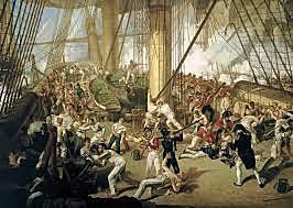 Sconfitta a Trafalgar