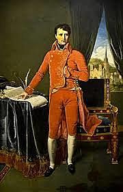 Napoleone, console a vita