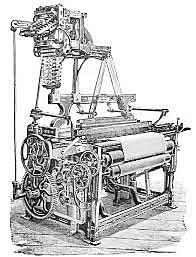 Cartwright´s mechanical loom