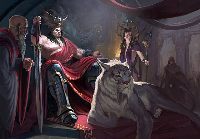 Reign under the High King's Son