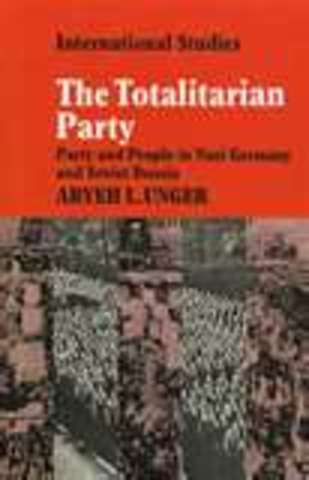 Totalitarian government estabished in USSR