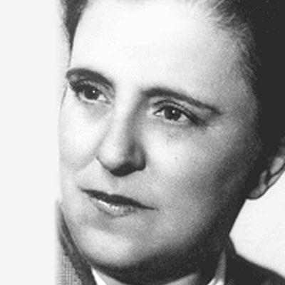 Clementina Arderiu Cançó del risc