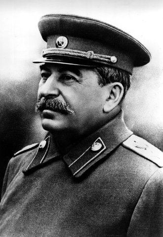 Death of Vladimir Lenin; control of USSR to Joseph Stalin; deathsof 8-13 million Russians
