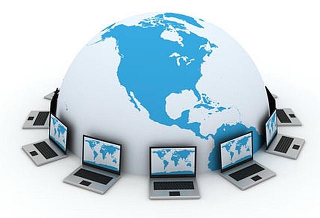 """появление термина """"Интернет""""."""