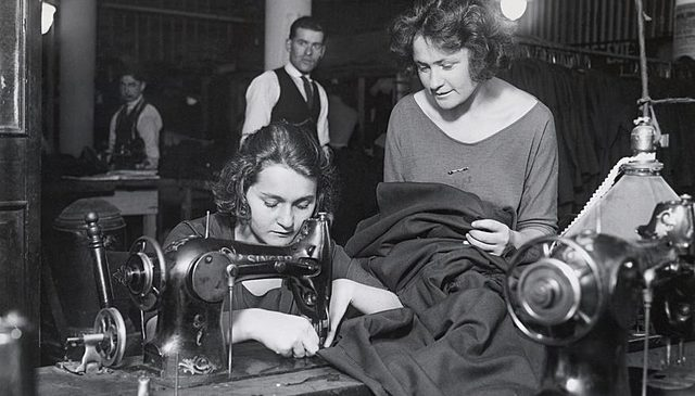 1920's Culture: Women in the Labor Force